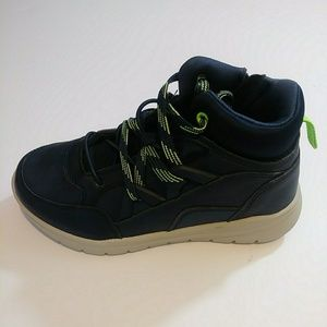 Boys Andrew Casual Sneakers Navy Various Sizes